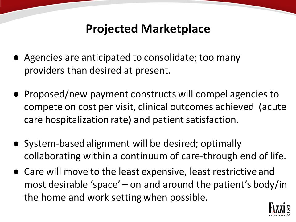 Projected Marketplace