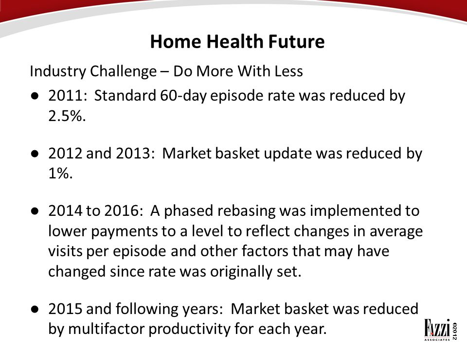 Home Health Future Industry Challenge – Do More With Less