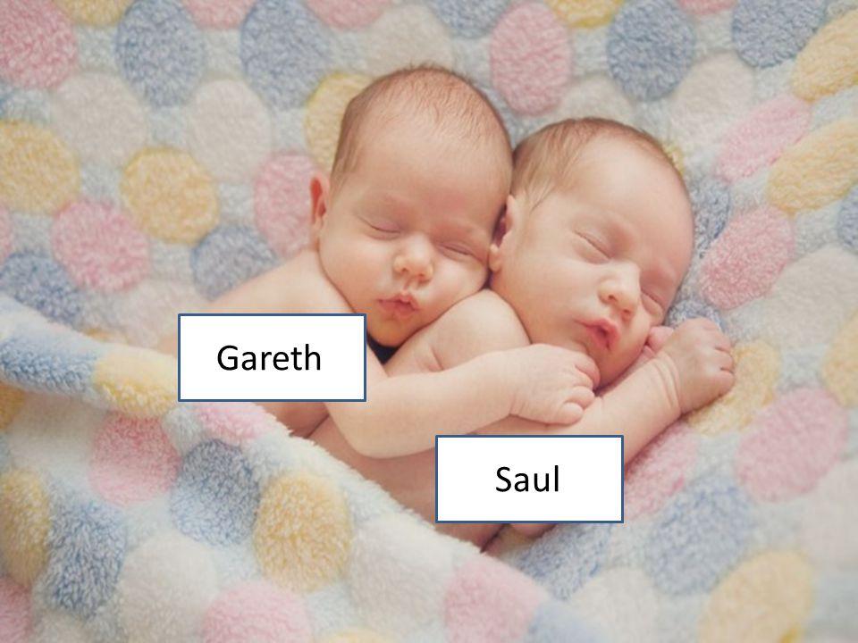 Gareth Saul