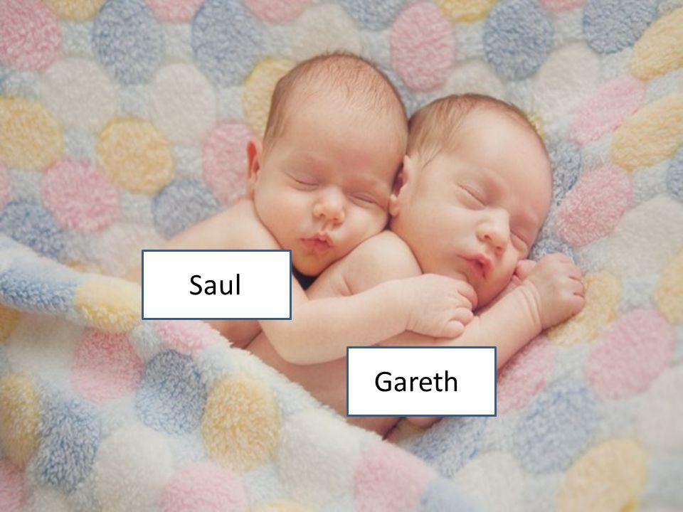 Saul Gareth