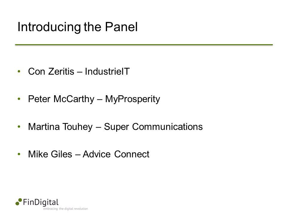 Introducing the Panel Con Zeritis – IndustrieIT
