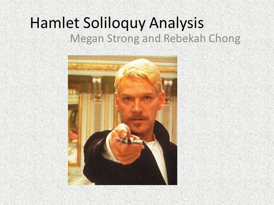Hamlet Soliloquy Analysis