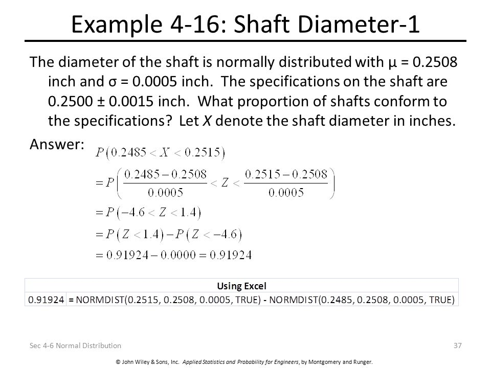 Example 4-16: Shaft Diameter-1
