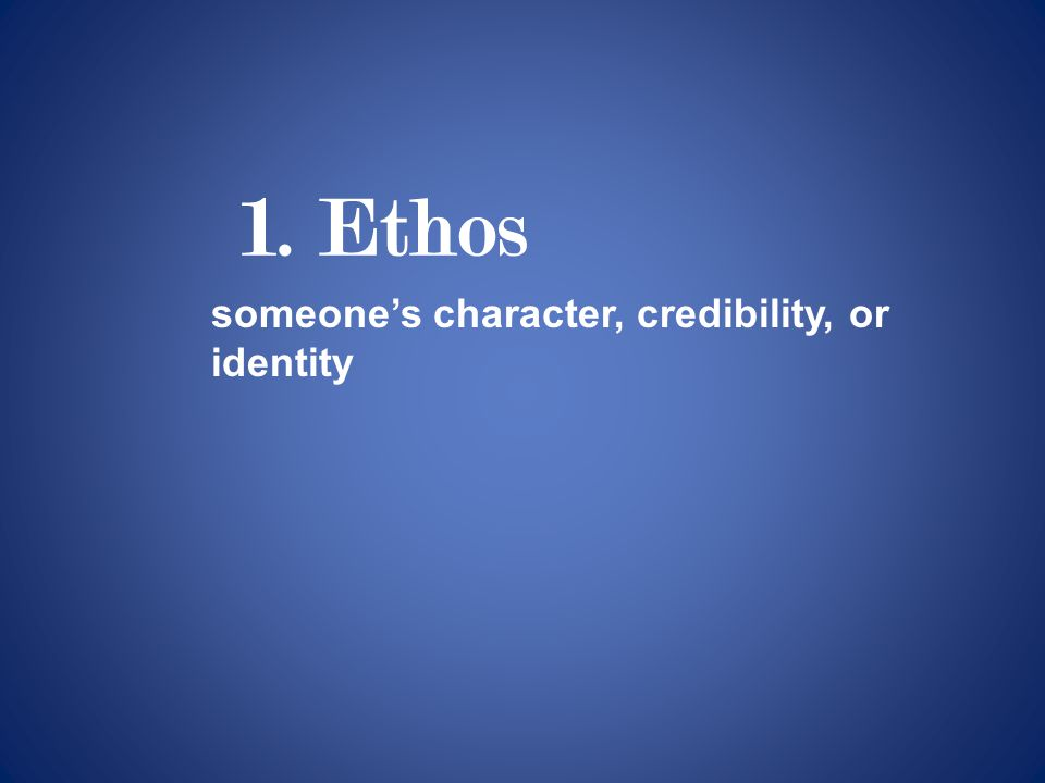 someone's character, credibility, or identity