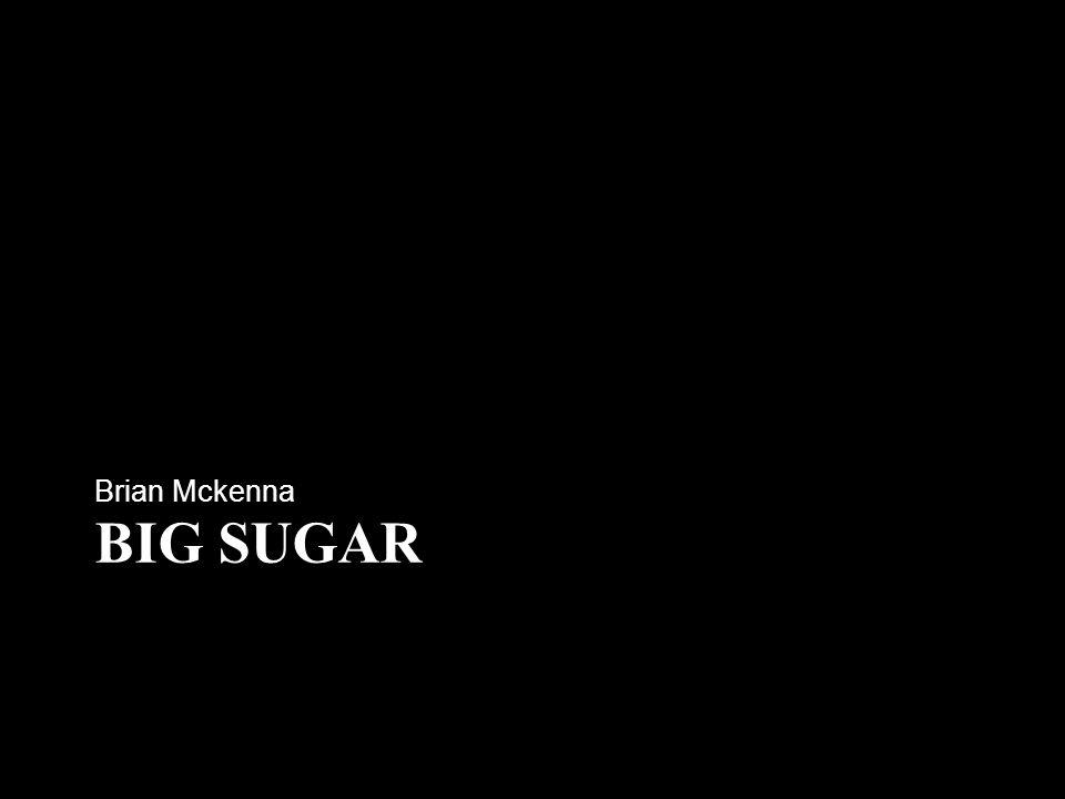Brian Mckenna Big Sugar