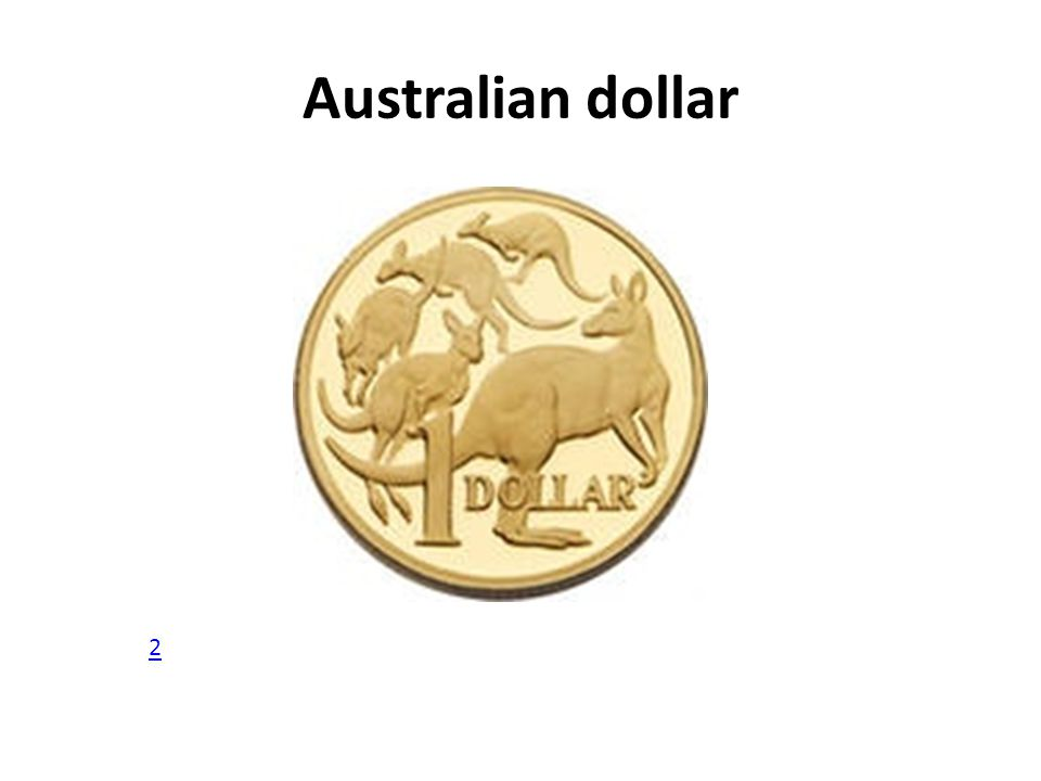 Australian dollar 2