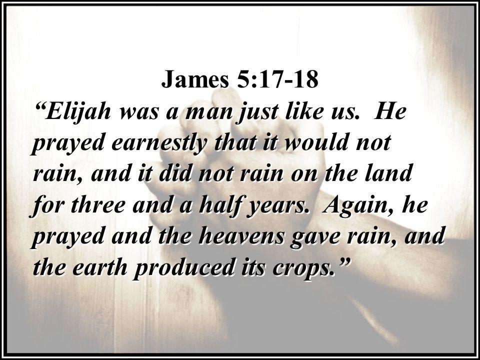 James 5:17-18
