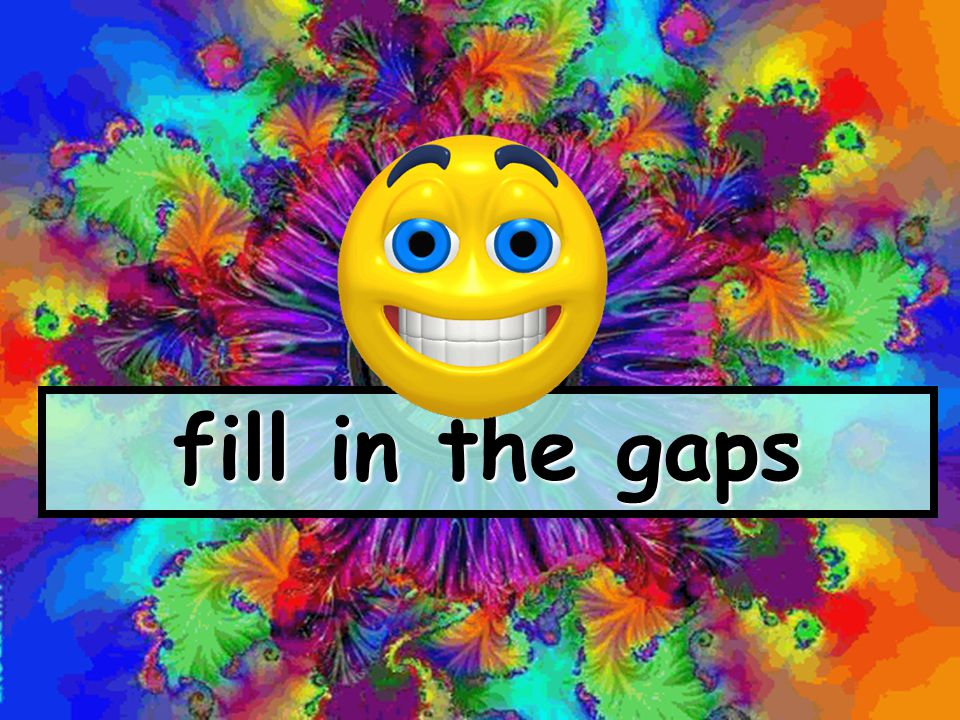 fill in the gaps www.globalcitizen.co.uk