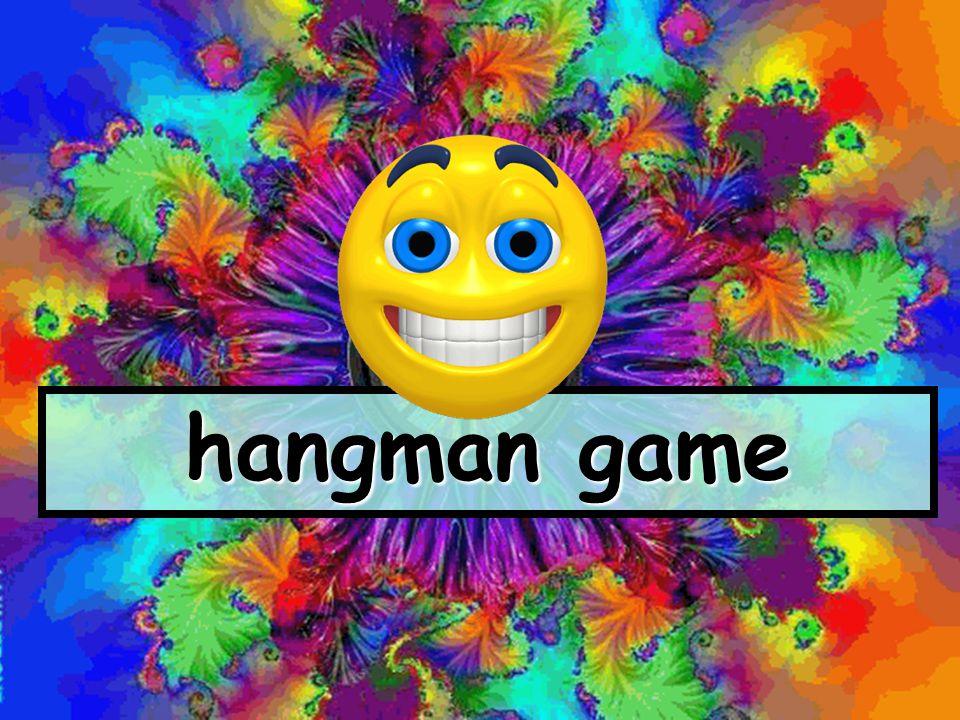 hangman game www.globalcitizen.co.uk
