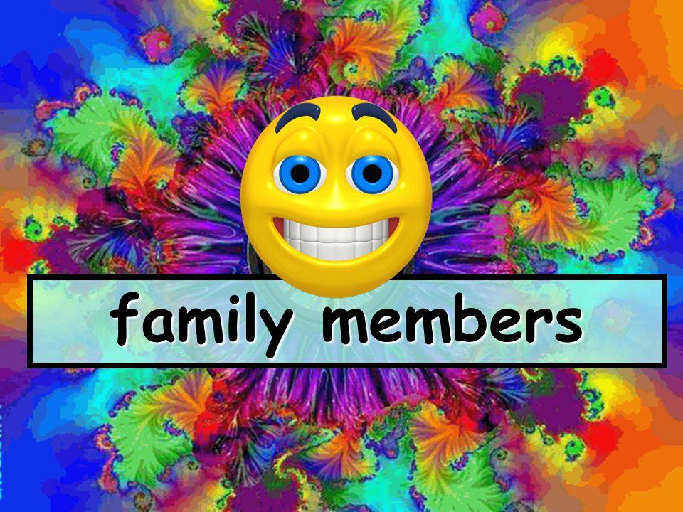 family members www.globalcitizen.co.uk