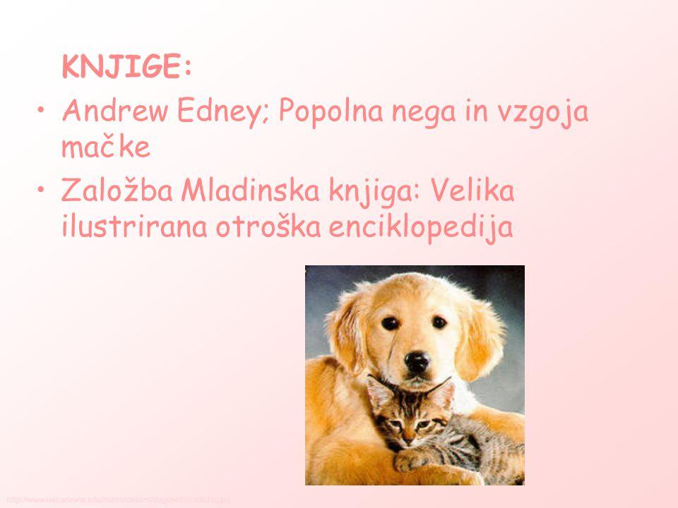 Andrew Edney; Popolna nega in vzgoja mačke