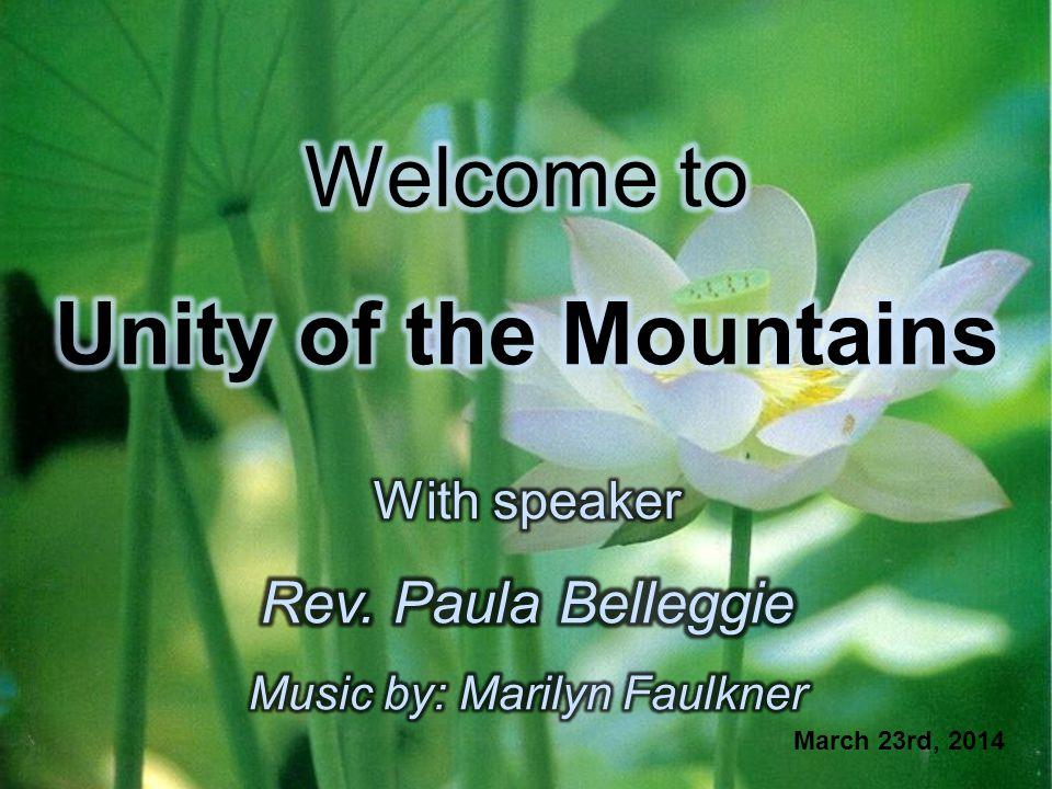 Music by: Marilyn Faulkner