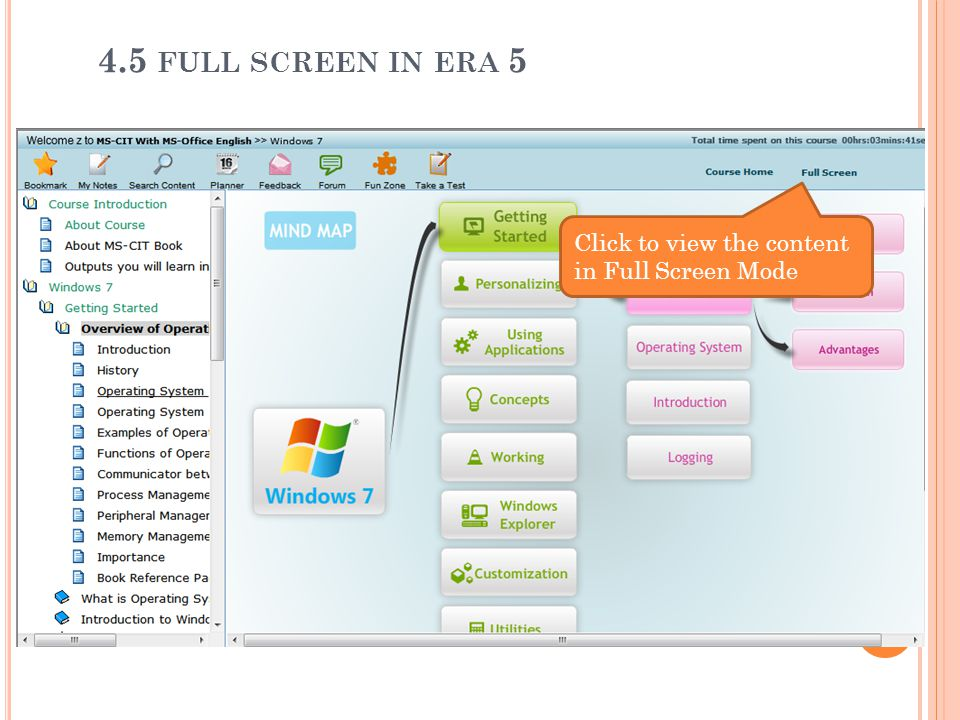 4.5 full screen in era 5 Click to view the content in Full Screen Mode
