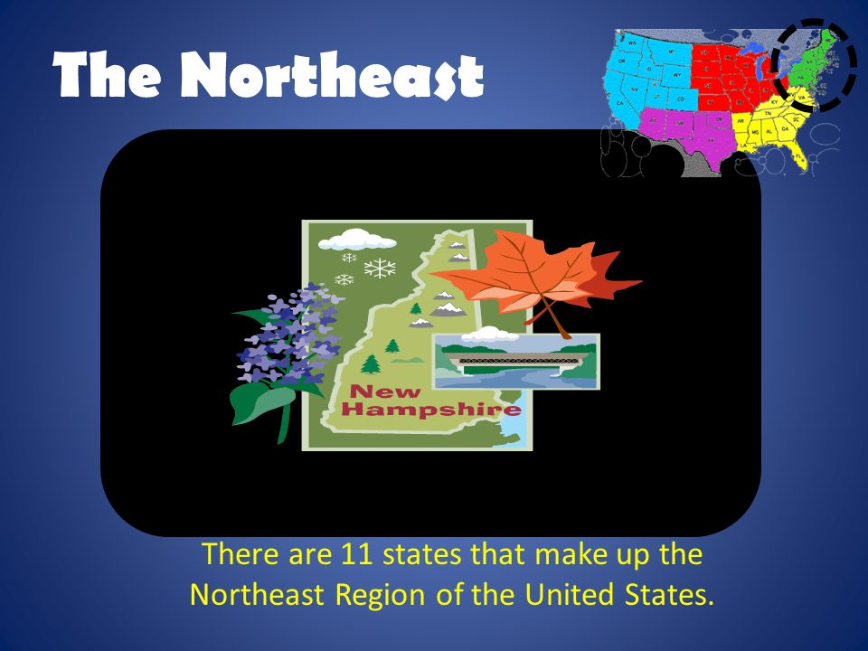 The Northeast Let's hit the Road!