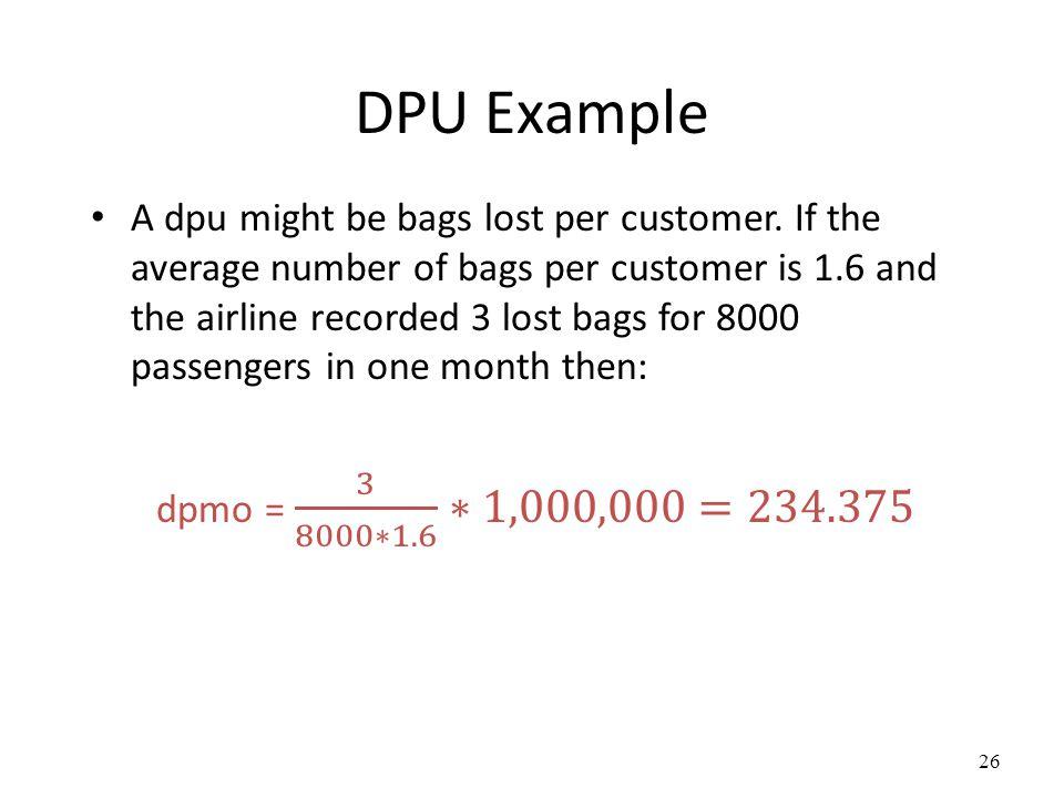 DPU Example