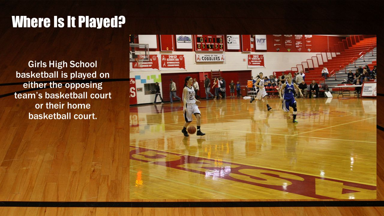 Where Is It Played.