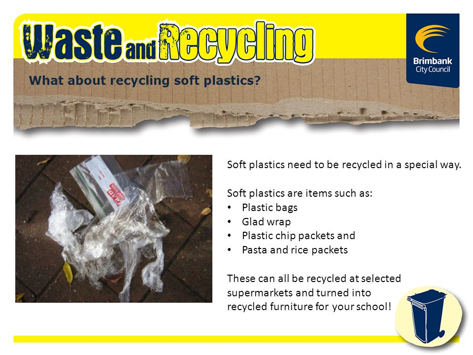 What about recycling soft plastics