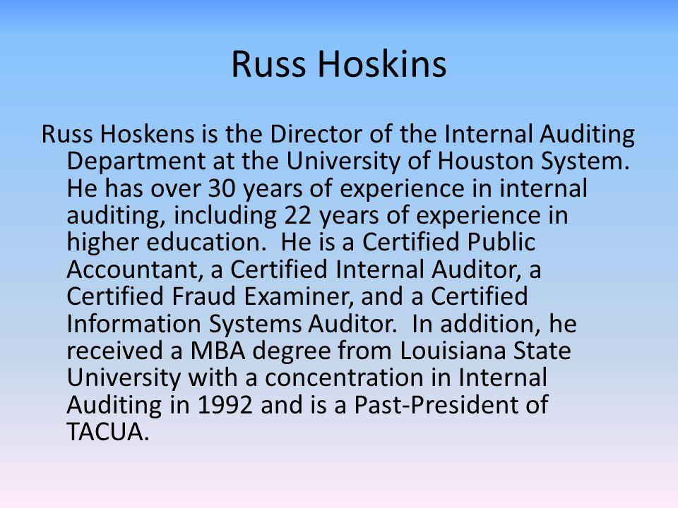 Russ Hoskins