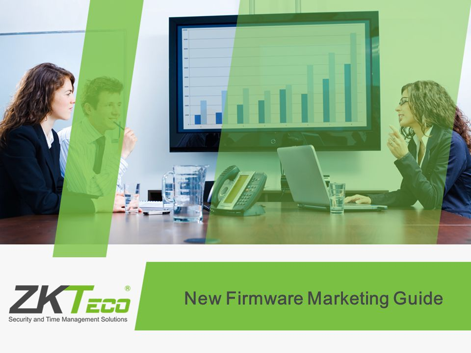 New Firmware Marketing Guide