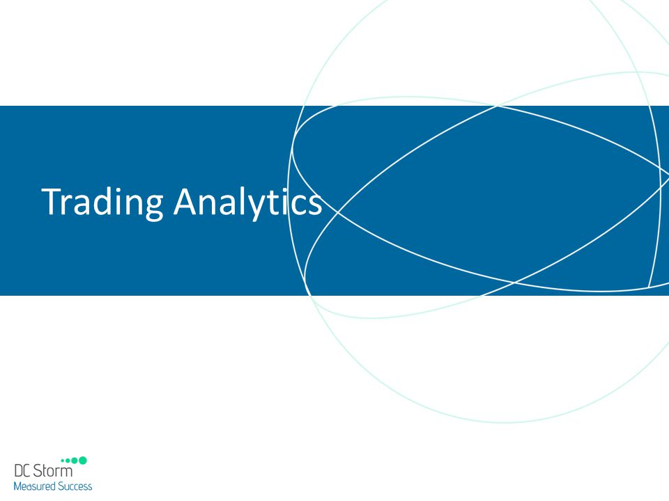 Trading Analytics