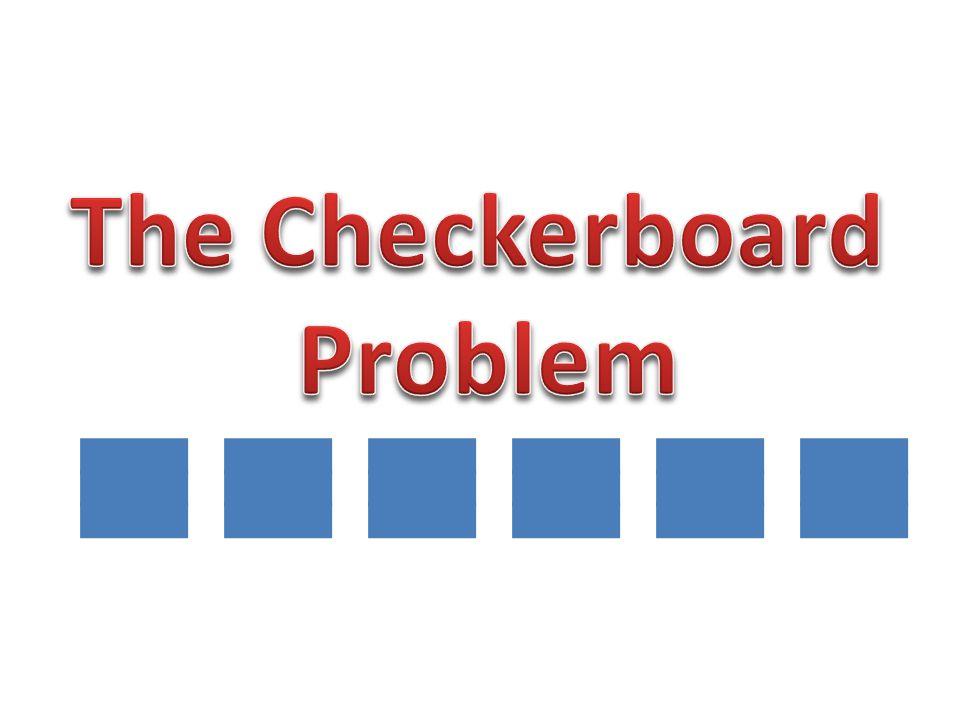 The Checkerboard Problem