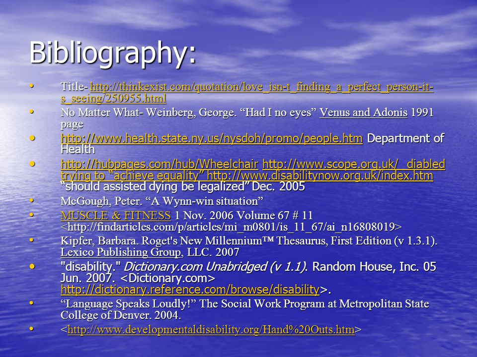 Bibliography: Title- http://thinkexist.com/quotation/love_isn-t_finding_a_perfect_person-it-s_seeing/250955.html.