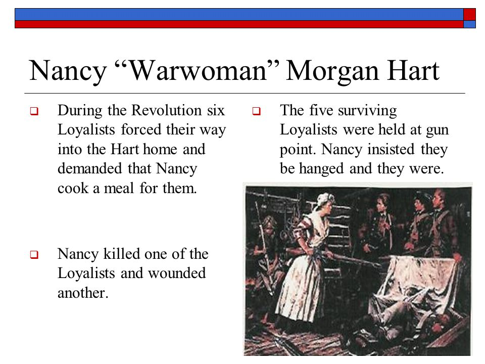 Nancy Warwoman Morgan Hart