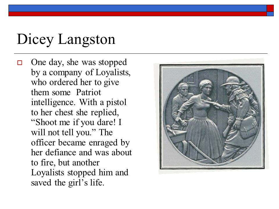 Dicey Langston