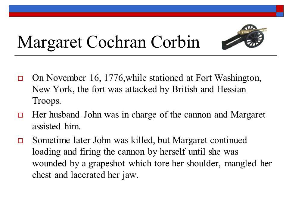 Margaret Cochran Corbin