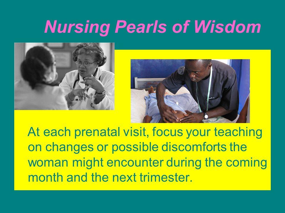 Nursing Pearls of Wisdom