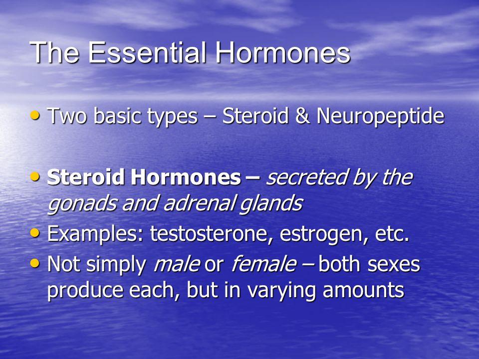 The Essential Hormones