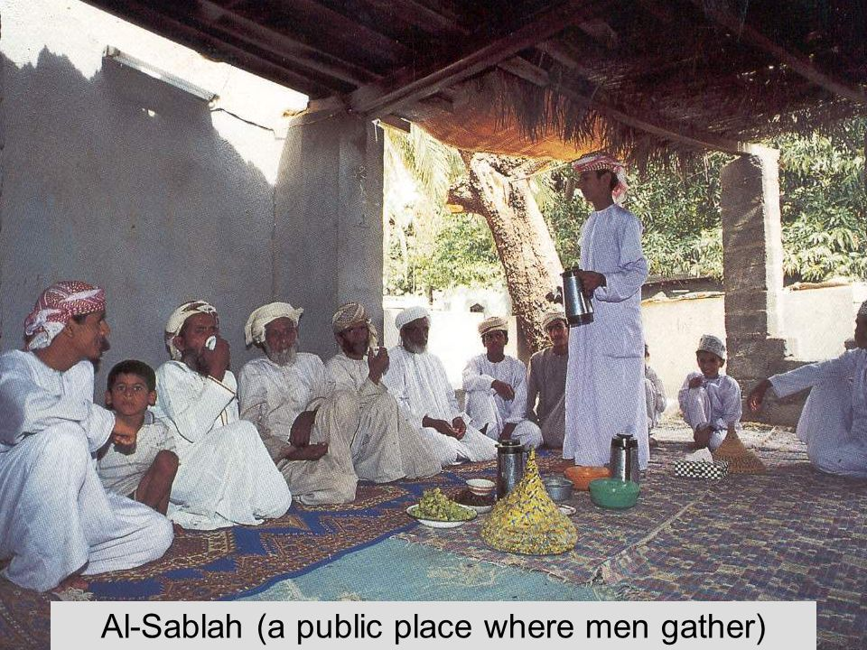 Al-Sablah (a public place where men gather)