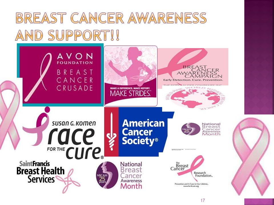 Breast Cancer awareness and support!!