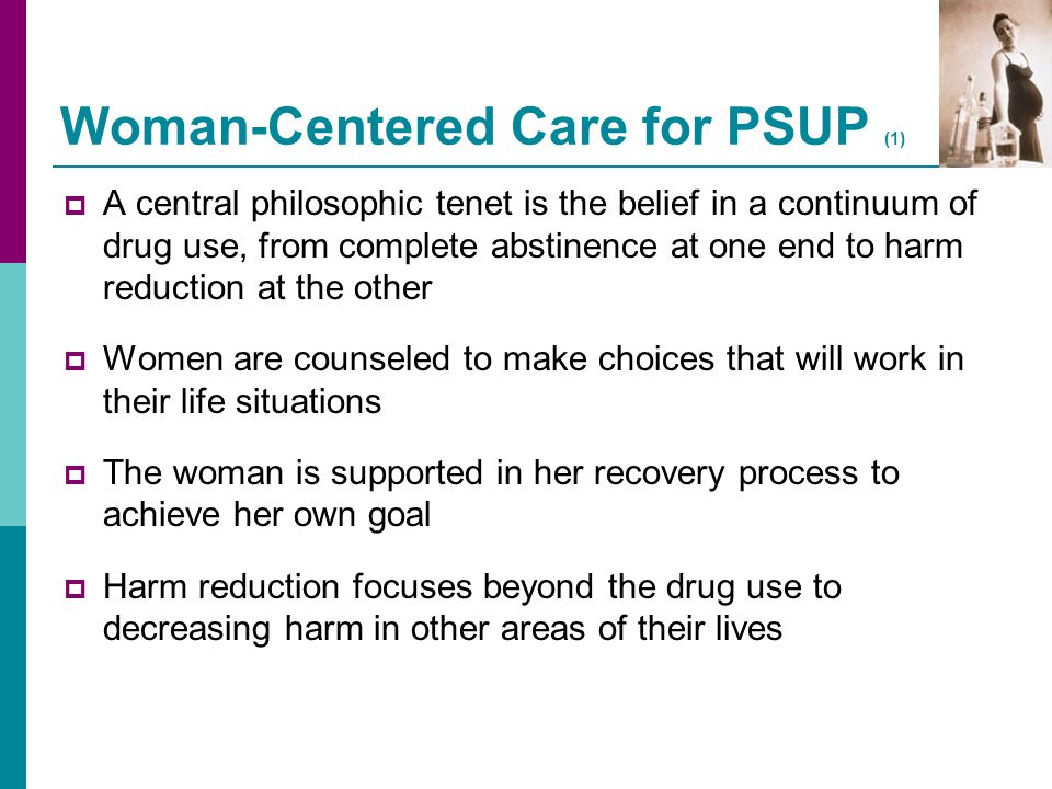 Woman-Centered Care for PSUP (1)