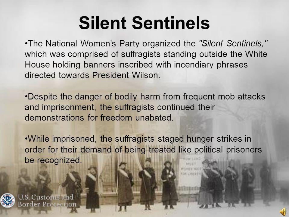 Silent Sentinels
