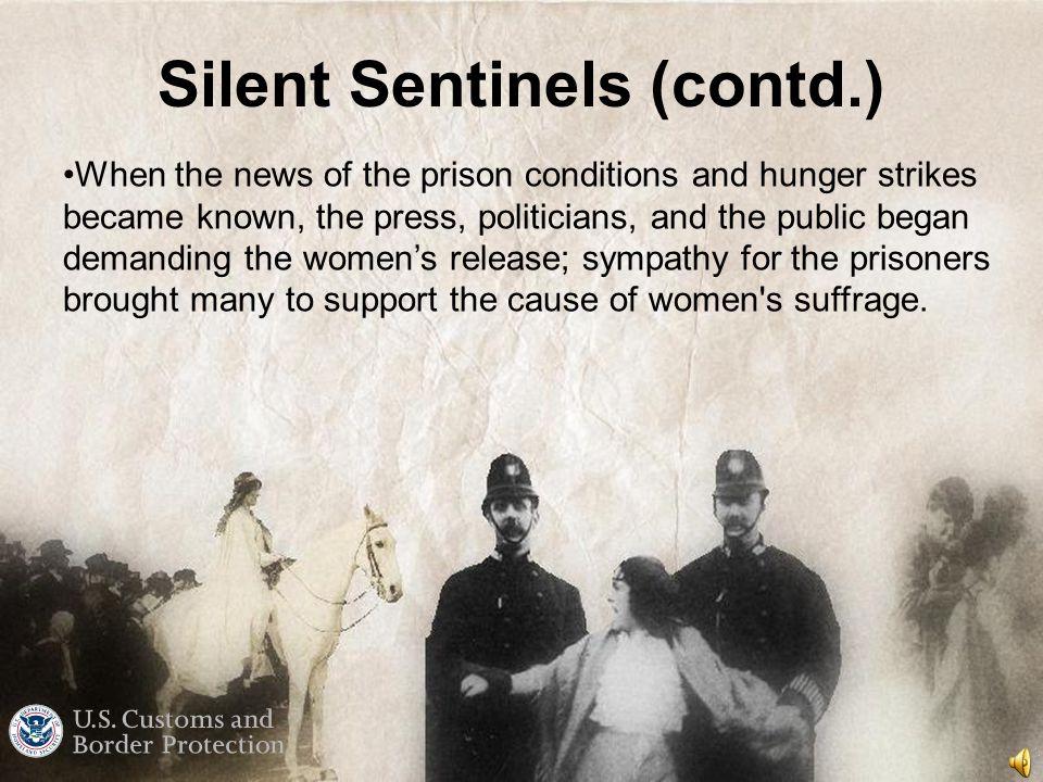 Silent Sentinels (contd.)