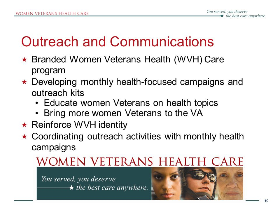 Outreach and Communications