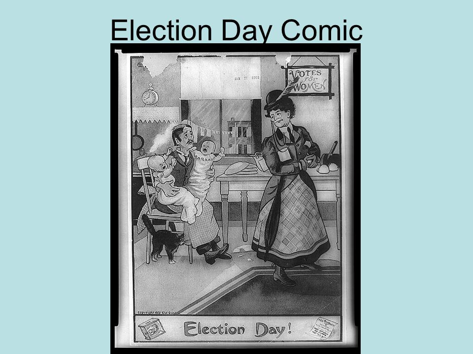 Election Day Comic