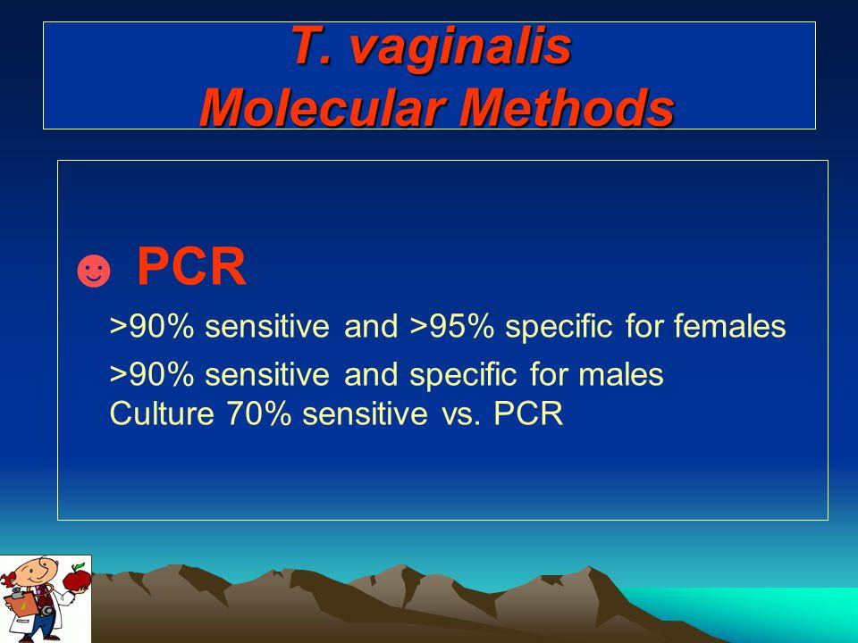 T. vaginalis Molecular Methods