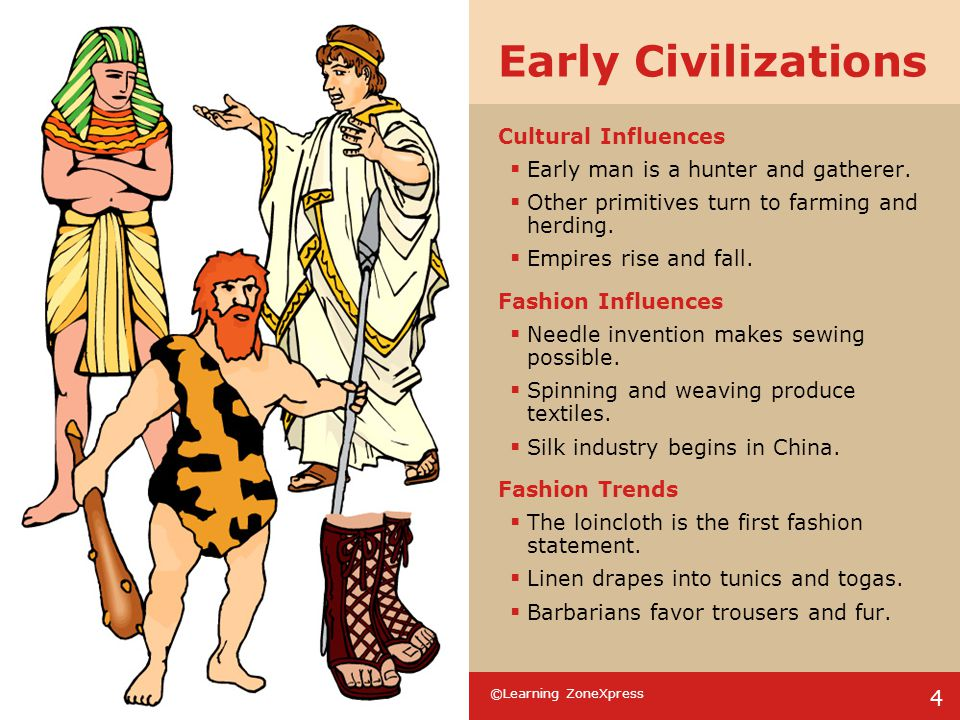 Early Civilizations Cultural Influences