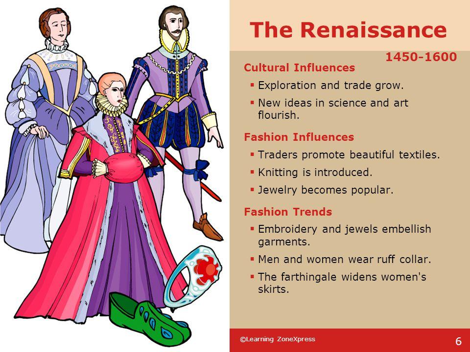 The Renaissance 1450-1600 Cultural Influences