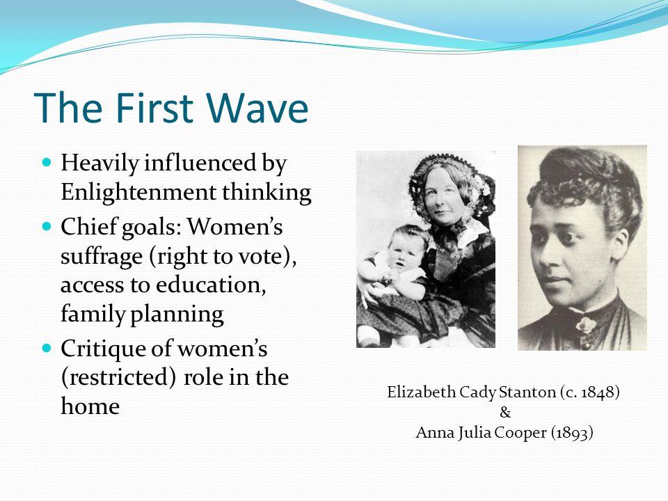 Elizabeth Cady Stanton (c. 1848)