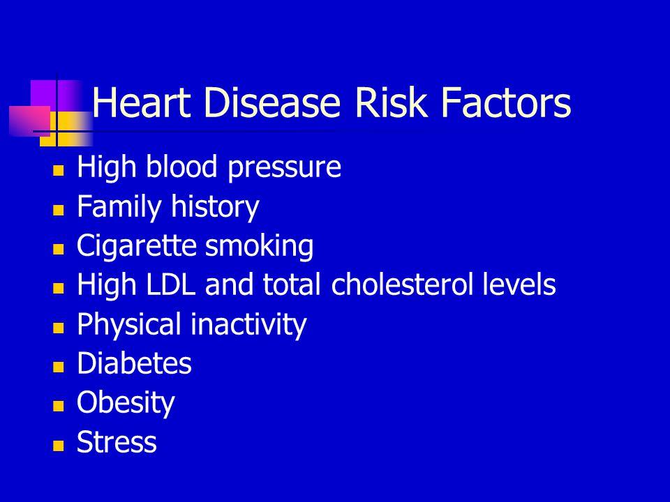 heart disease and stroke