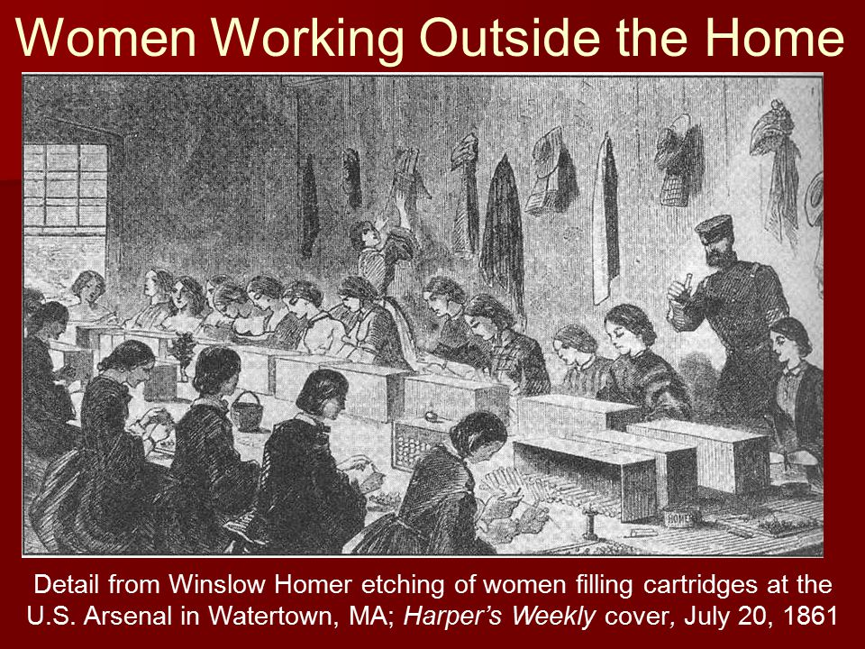 Women Working Outside the Home