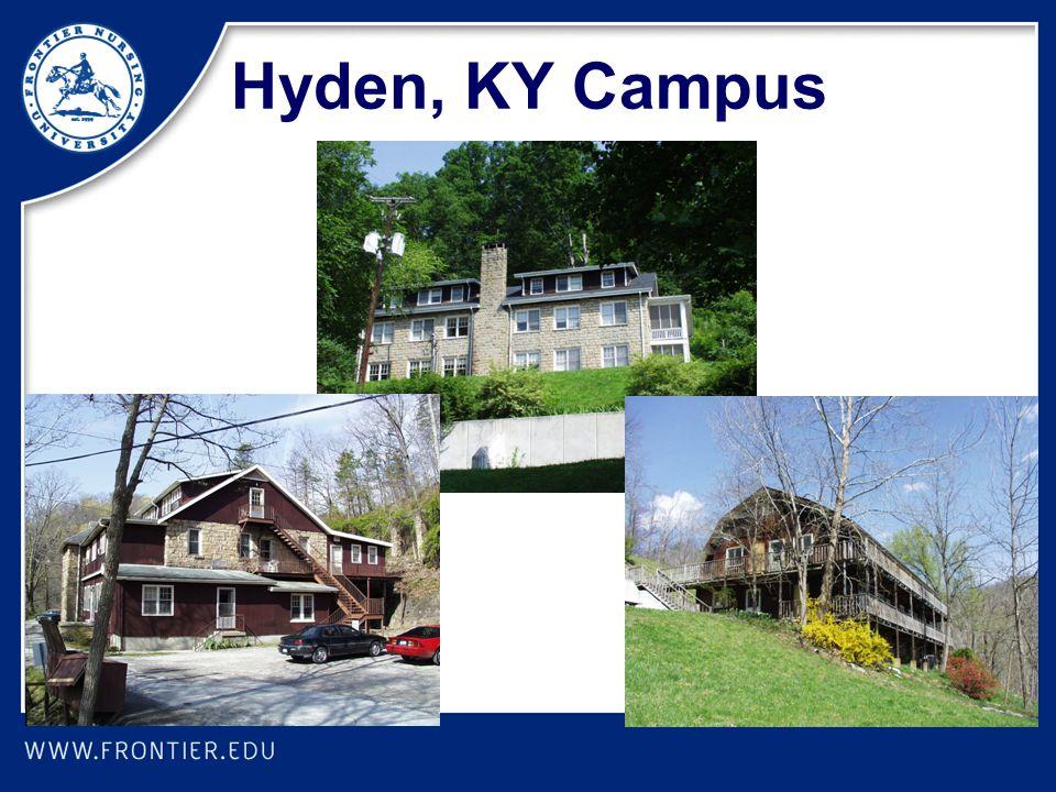 Hyden, KY Campus