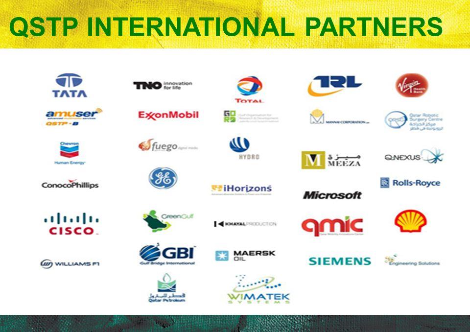 QSTP INTERNATIONAL PARTNERS