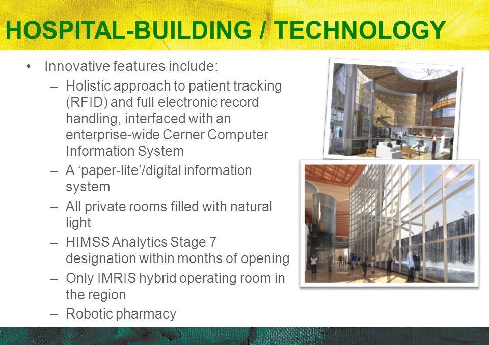 Hospital-Building / Technology