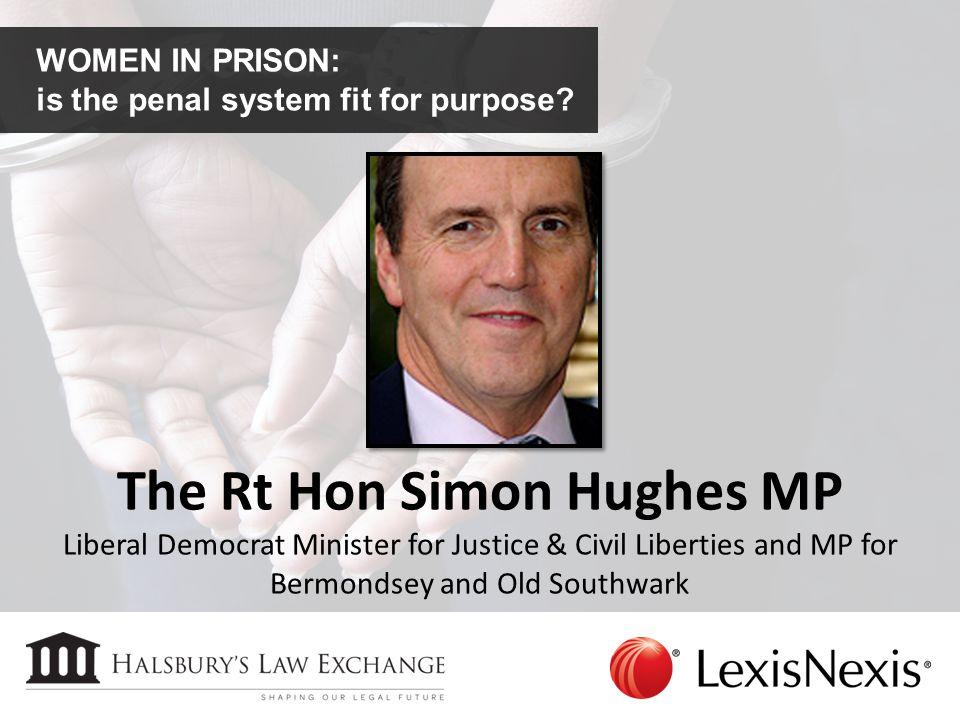 The Rt Hon Simon Hughes MP