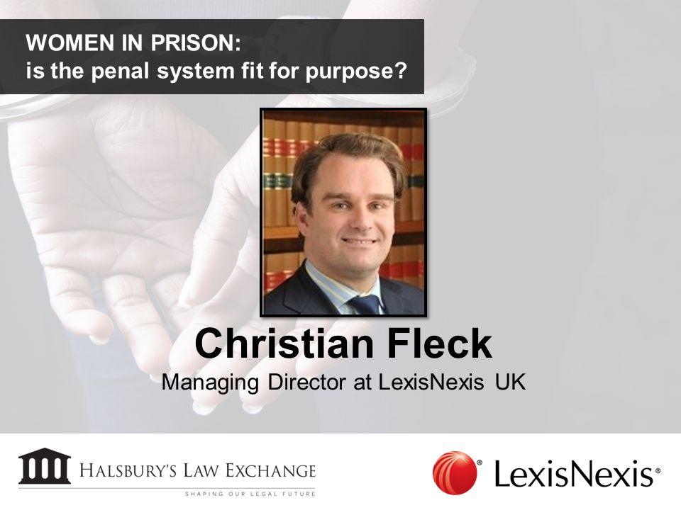 Managing Director at LexisNexis UK