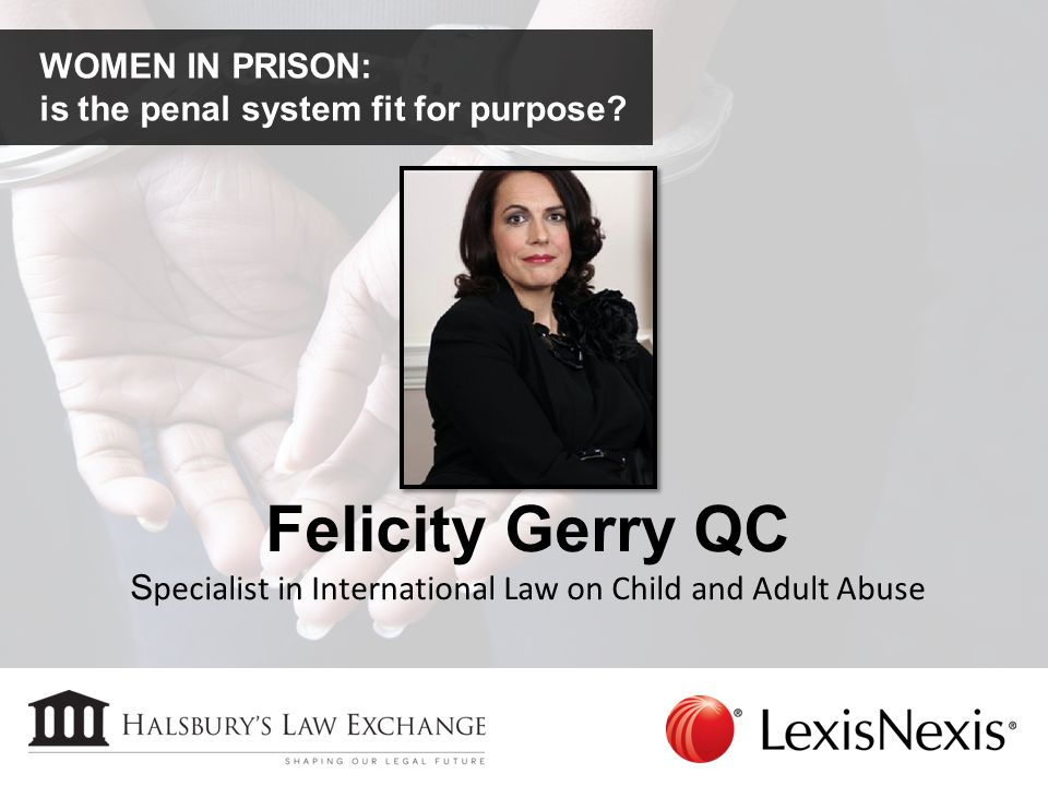 Specialist in International Law on Child and Adult Abuse